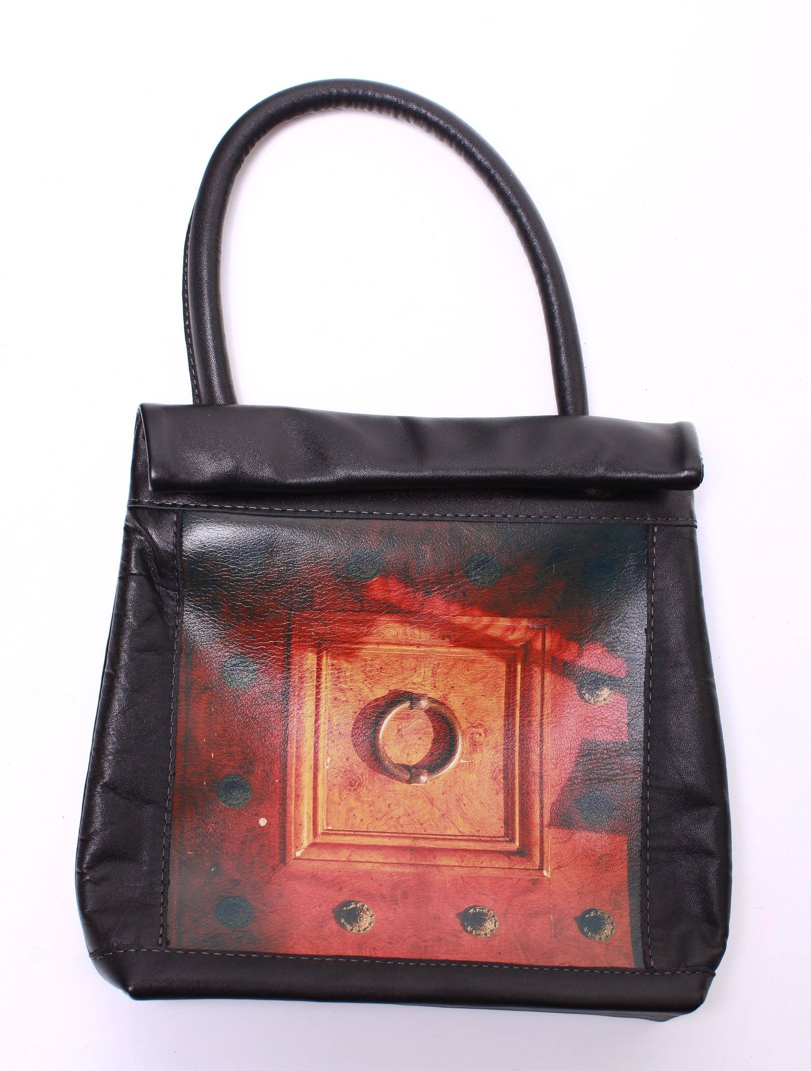"Womens bag. E.CHEKRIZOVA ""Doors"""