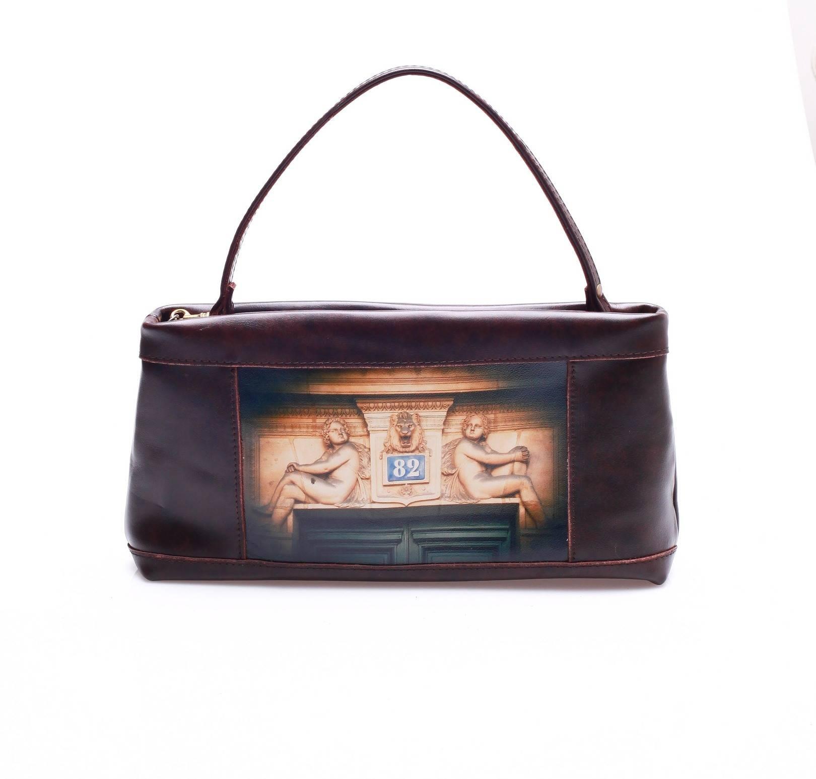 "Womens bag. E.CHEKRIZOVA> ""Doors"""