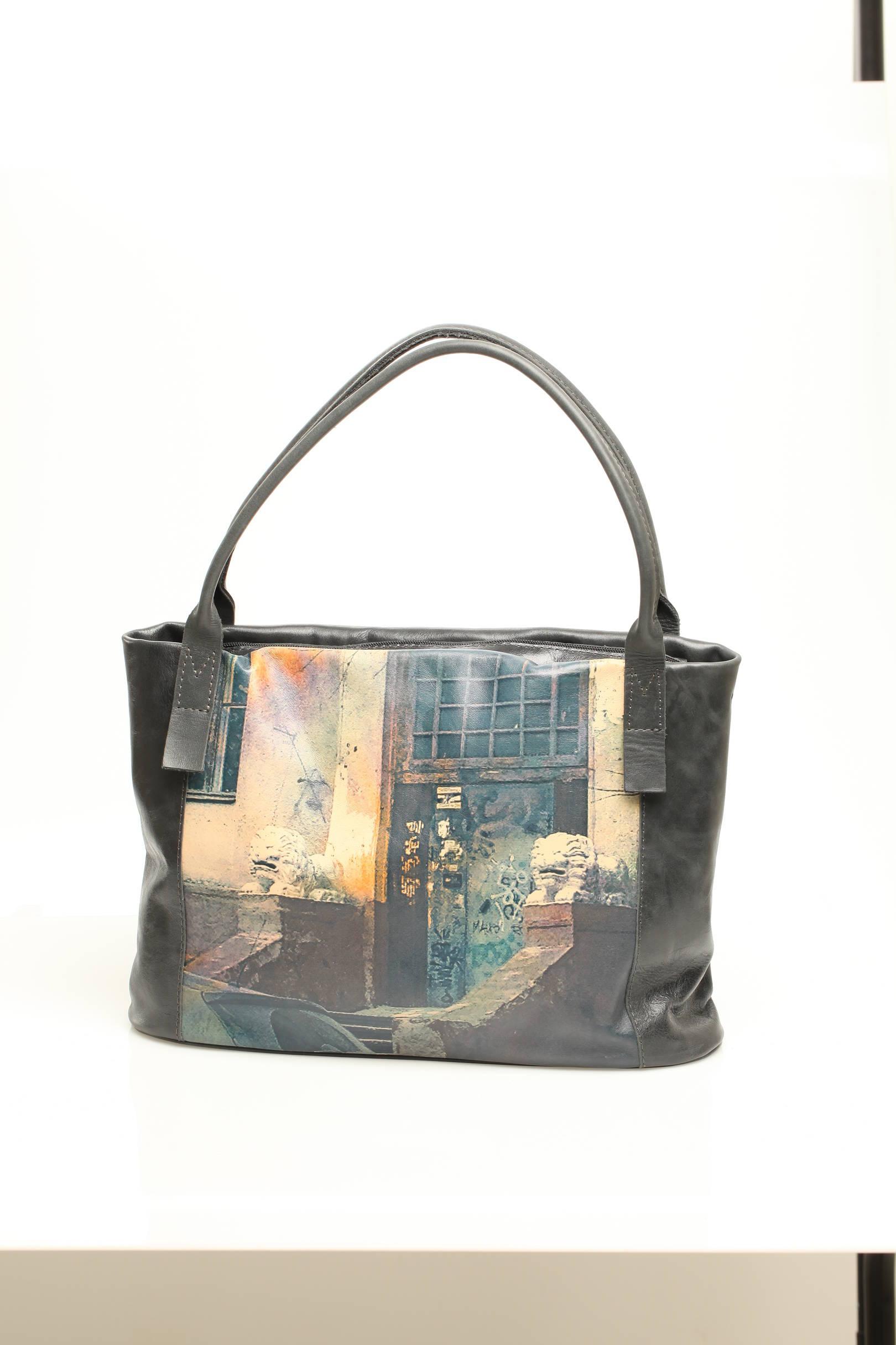 "Womens bag. E.CHEKRIZOVA ""The town"""