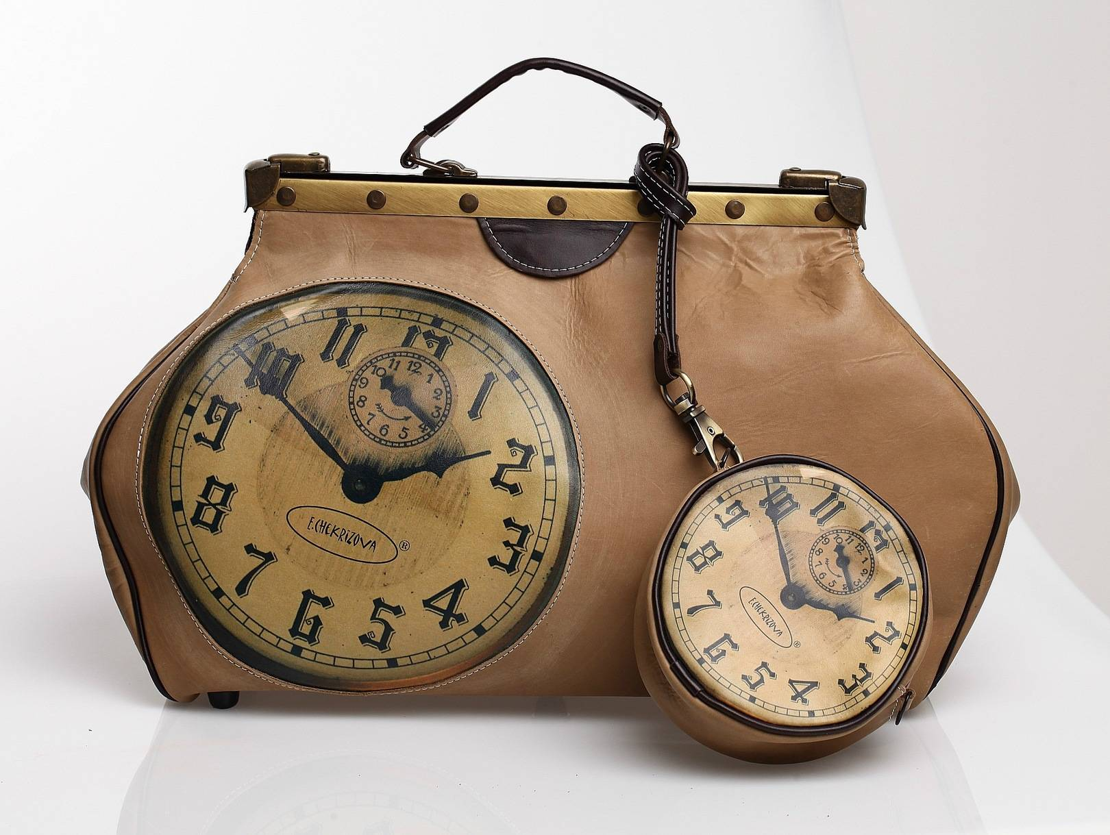 "Sac.E.CHEKRIZOVA ""What time is it?"""