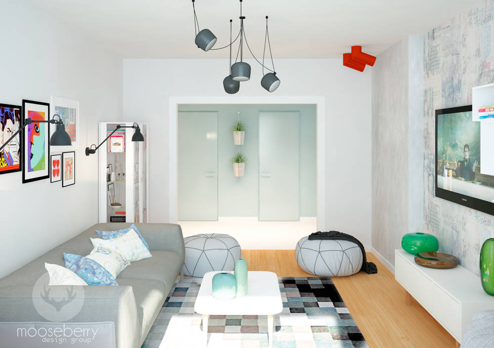 Pozniaky apartment
