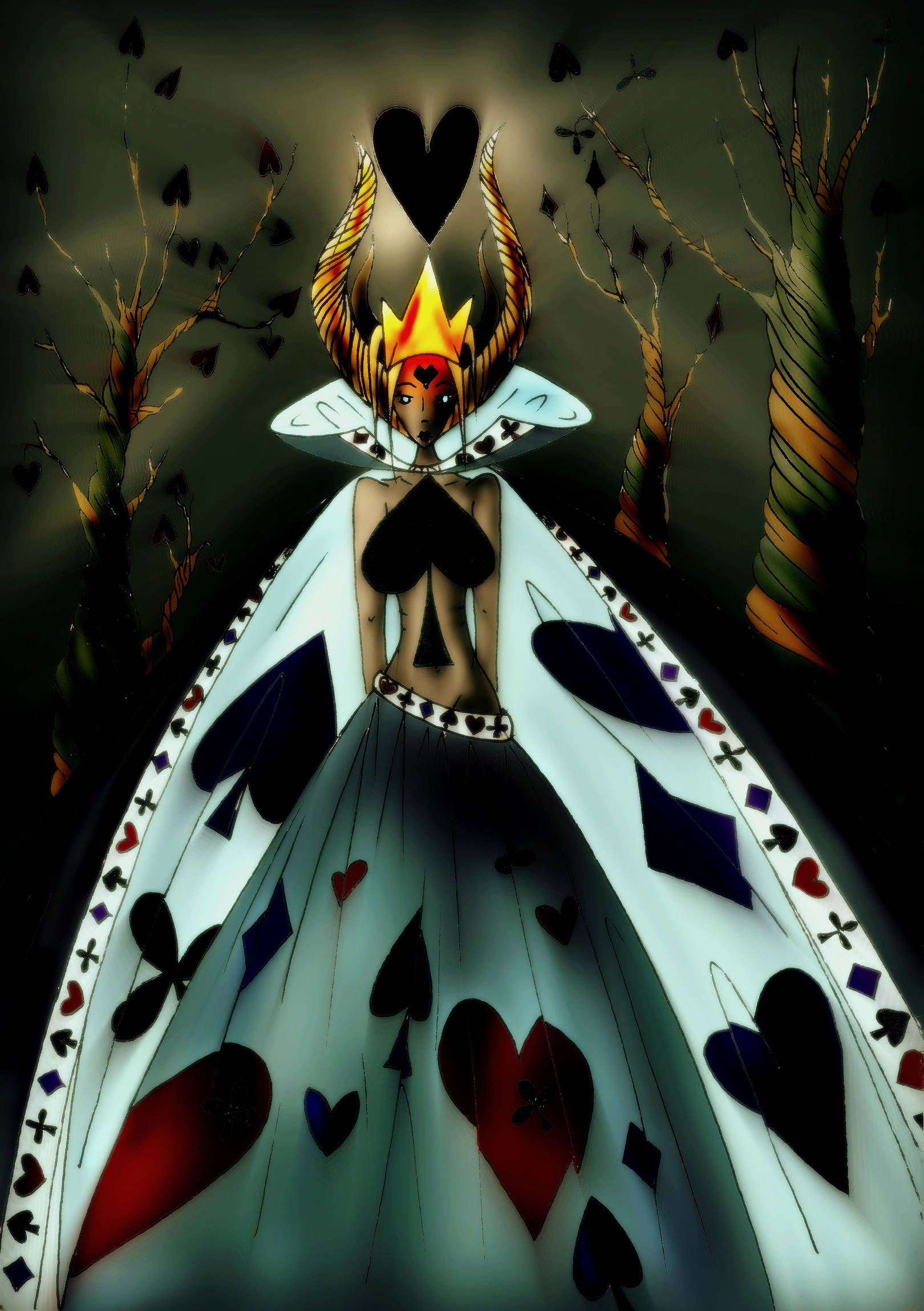 Королева Пик