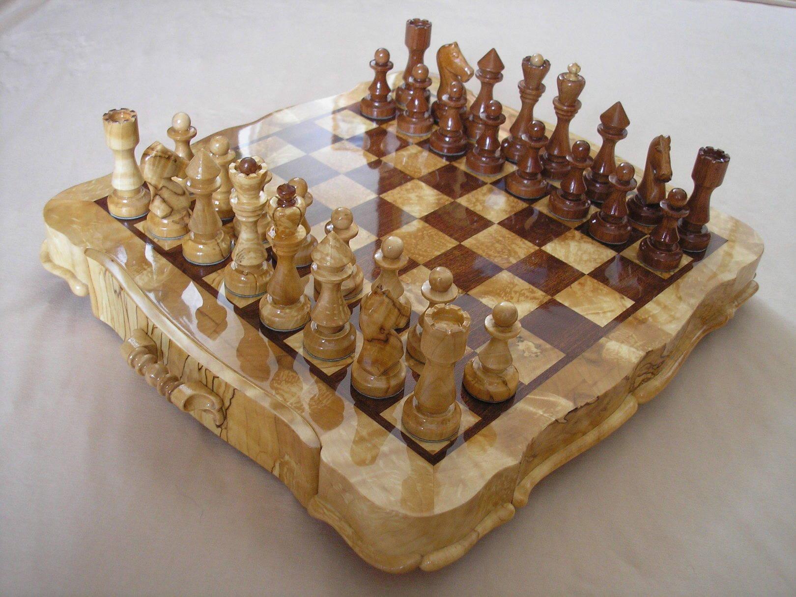 Шахматы. Нарды.