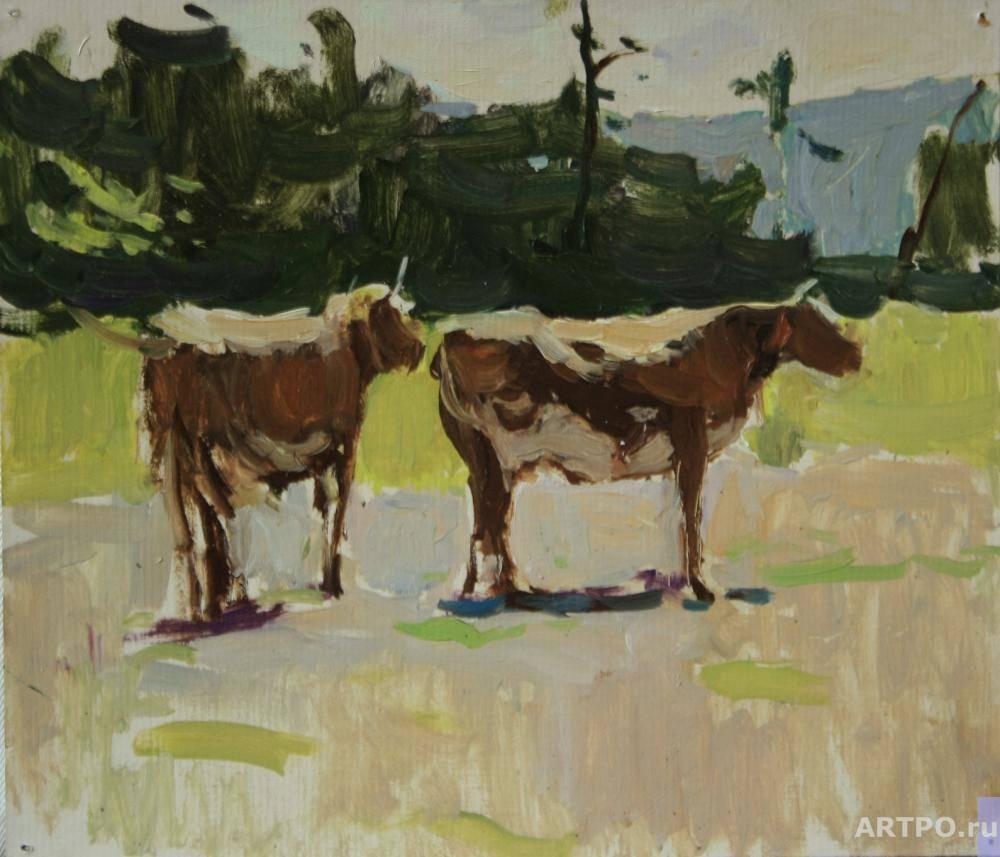 Шабановские коровы