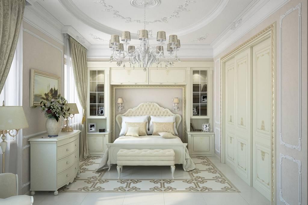 Квартира в классическом стиле для молодой семьи