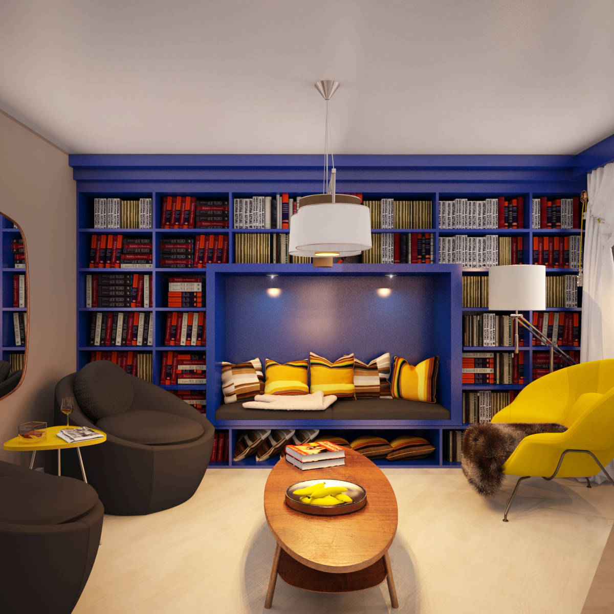 Replane the livingroom