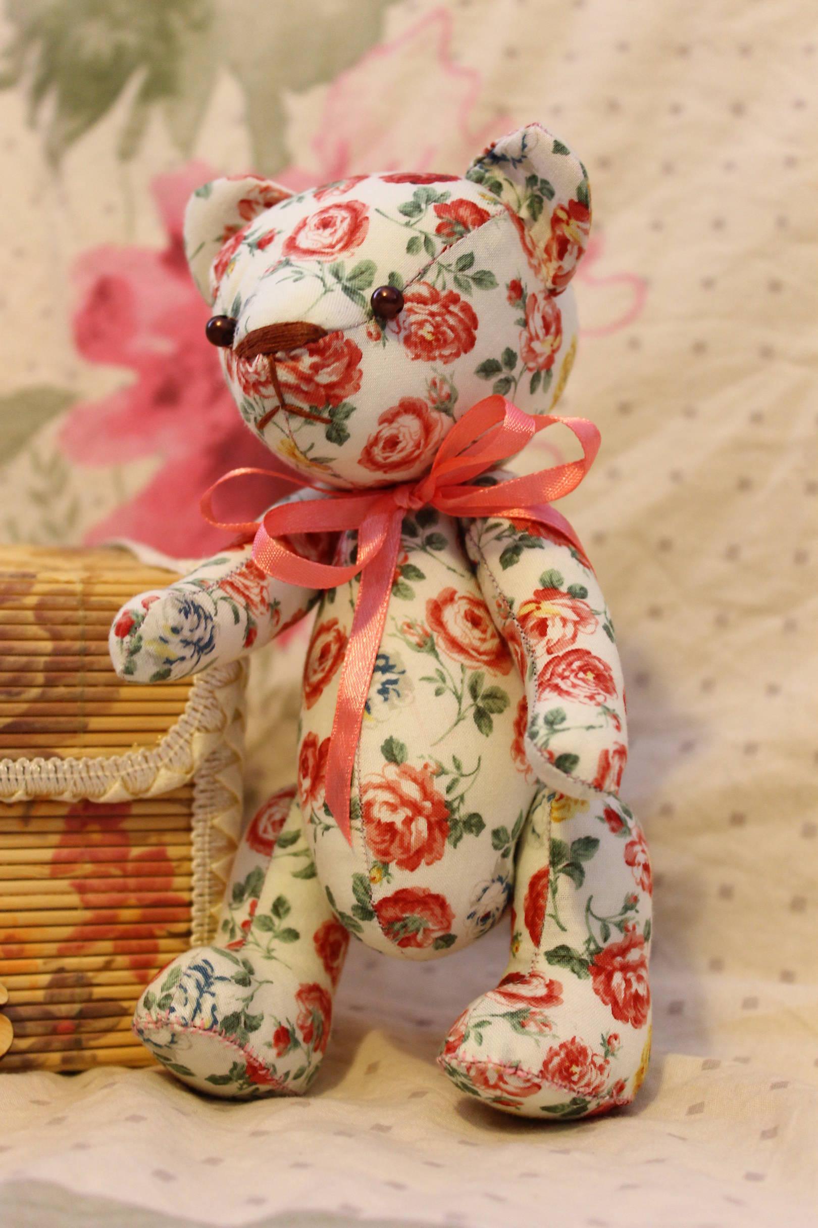 Винтажный мишка Тедди!
