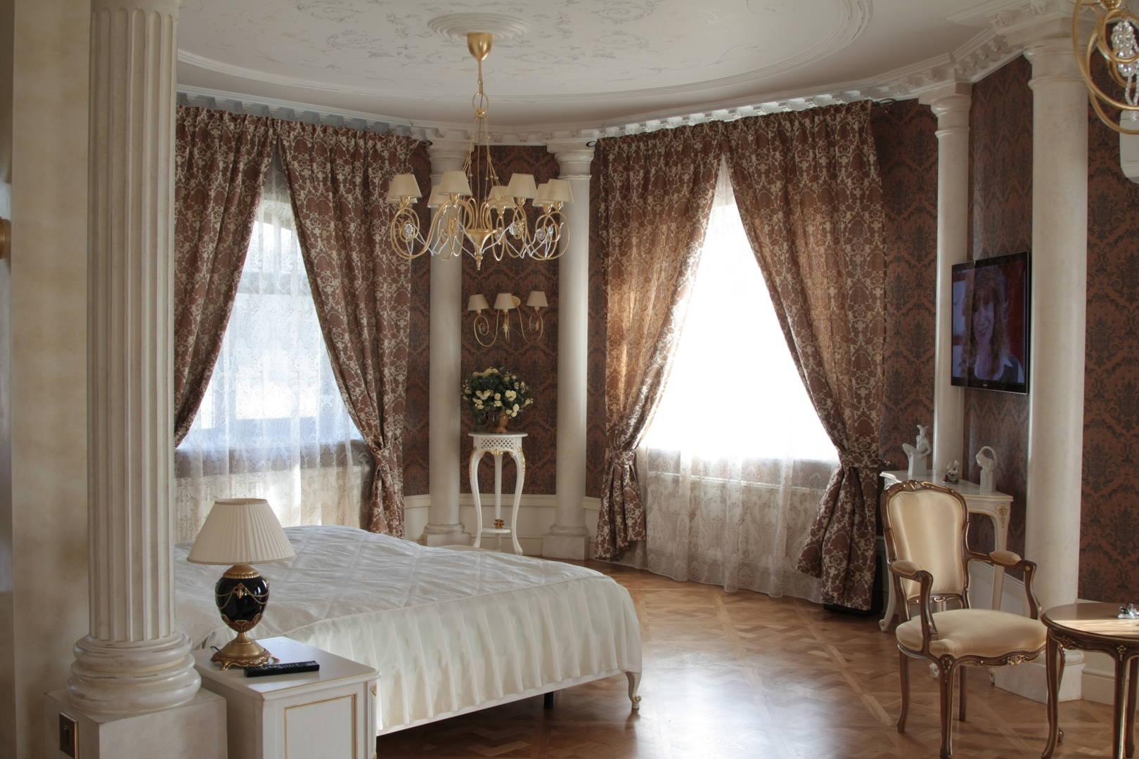 Коттедж в классическом стиле. г.Екатеринбург