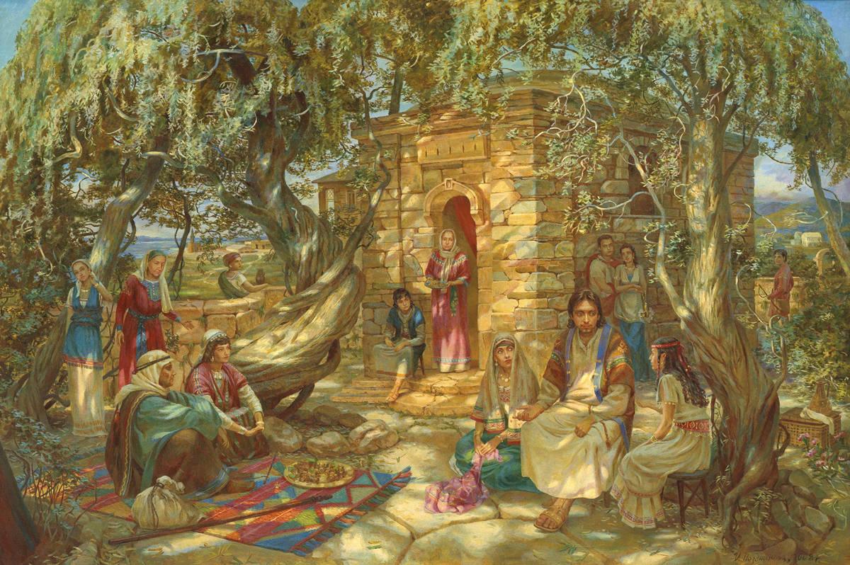 Св.Иоанн и Дева Мария в Эфесе.