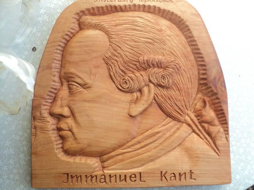 Кант проживал в нашем городе и жил в домике пастора. Сейчас в этом доме планируется открыть музей Канта