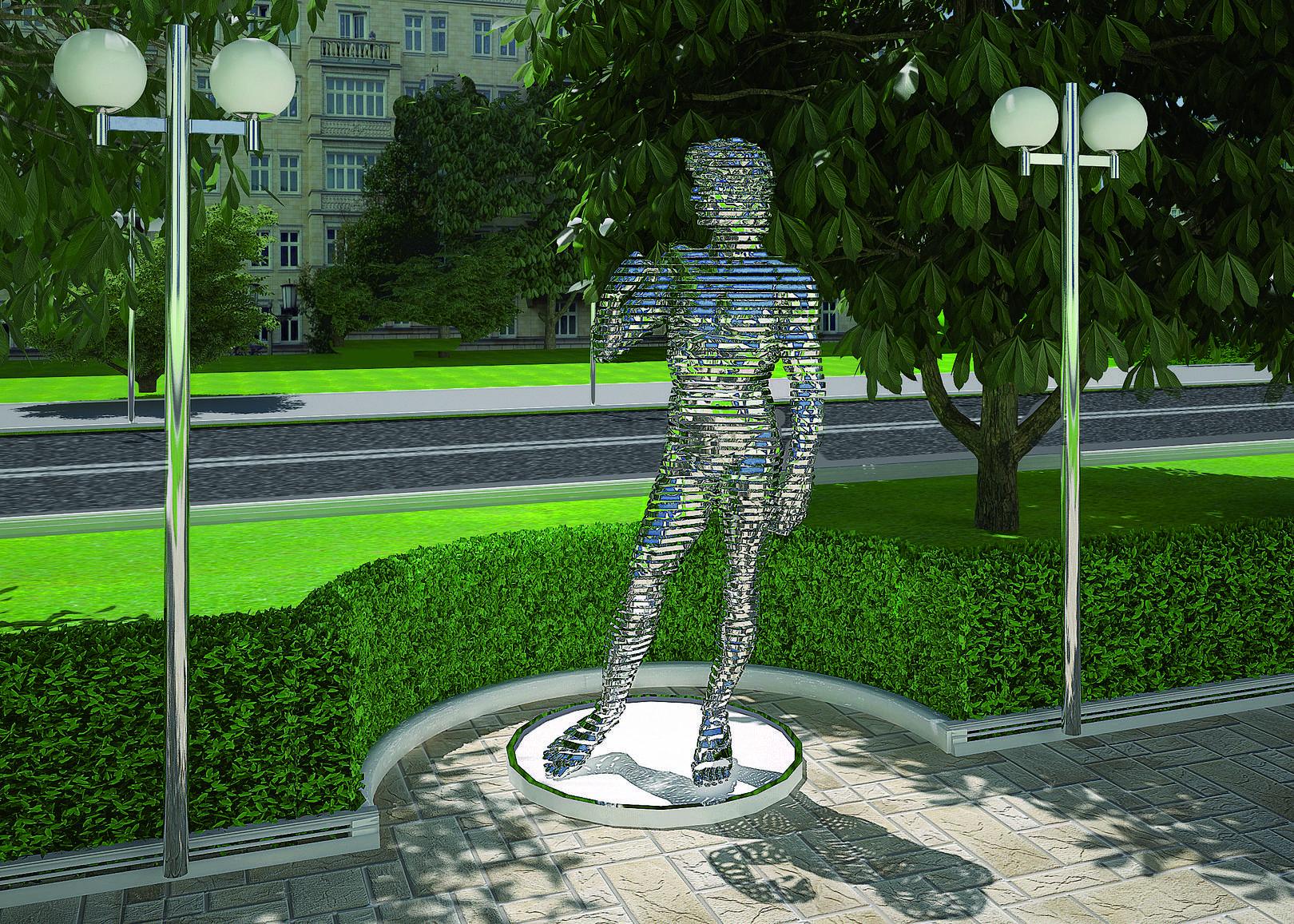 концепція скульптури 3ds max