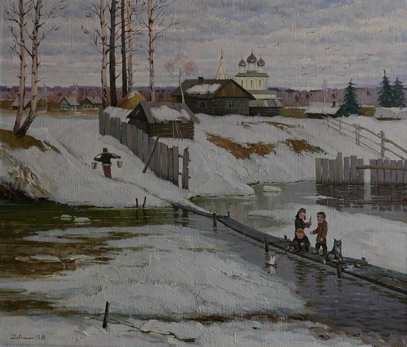 Апрель (г.Шарыпово)