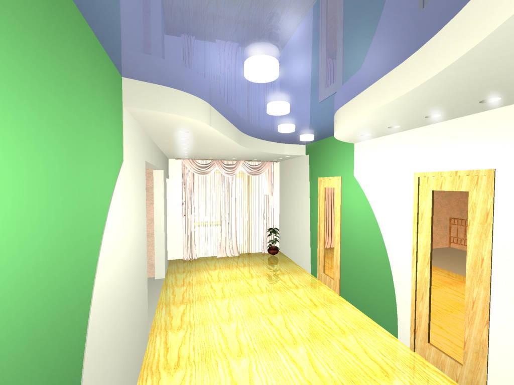 Проект коридора