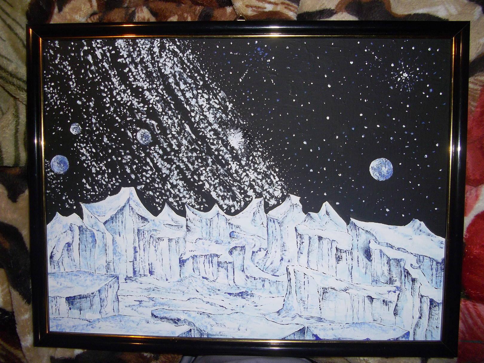 Тритон.Ледяной мир