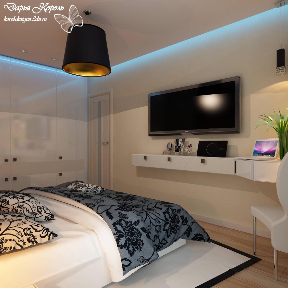 Спальня для леди