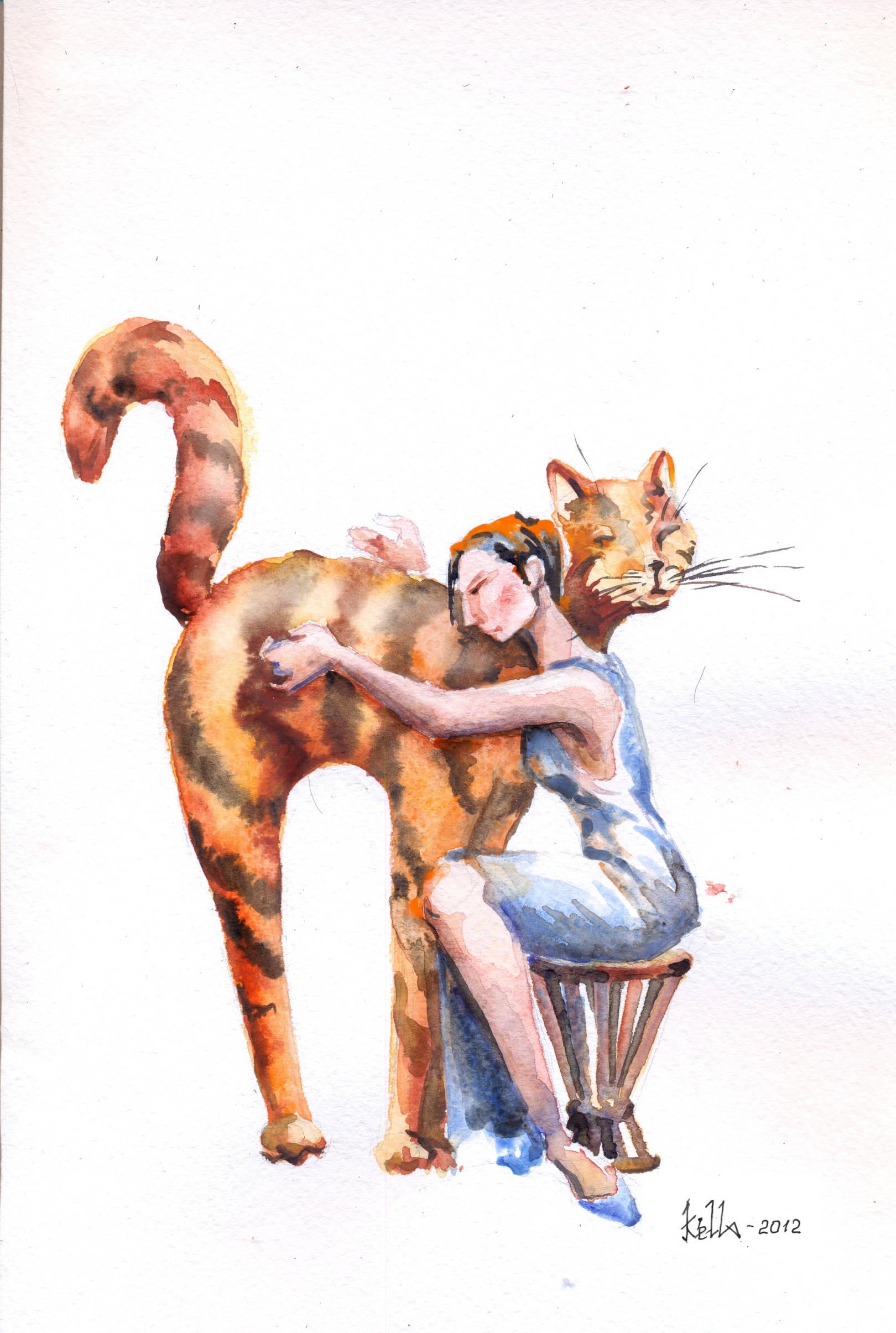 Кошачья арфа