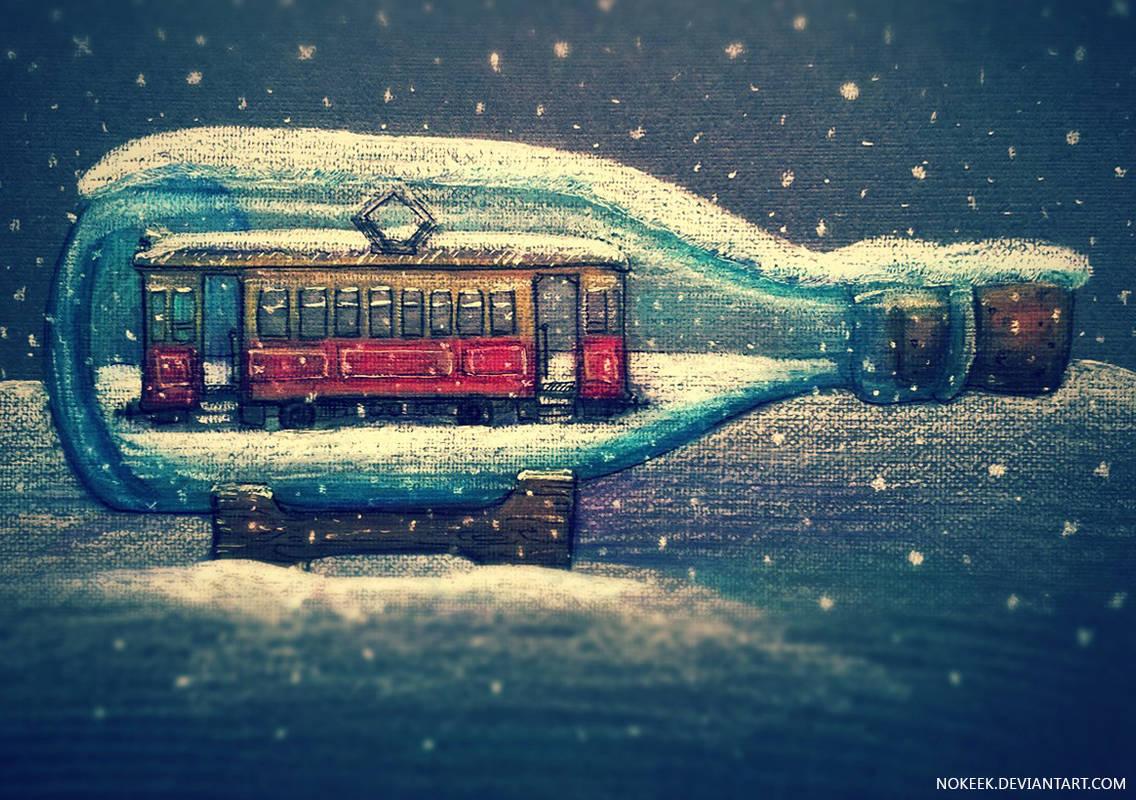 Трамвайная гавань