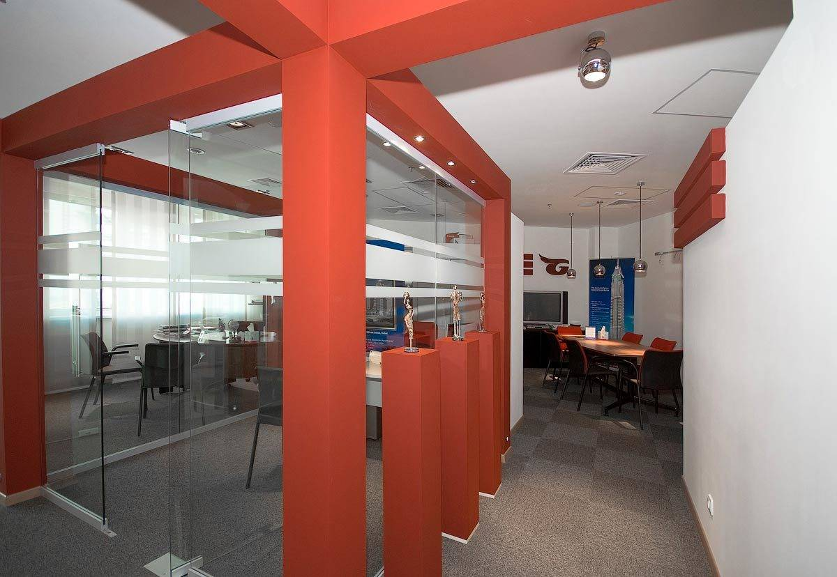 Офис туркомпании
