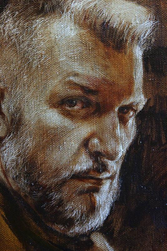 portret VS