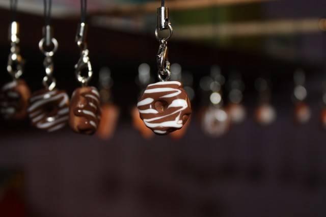 Кулинаная миниатюра из полимерной глины