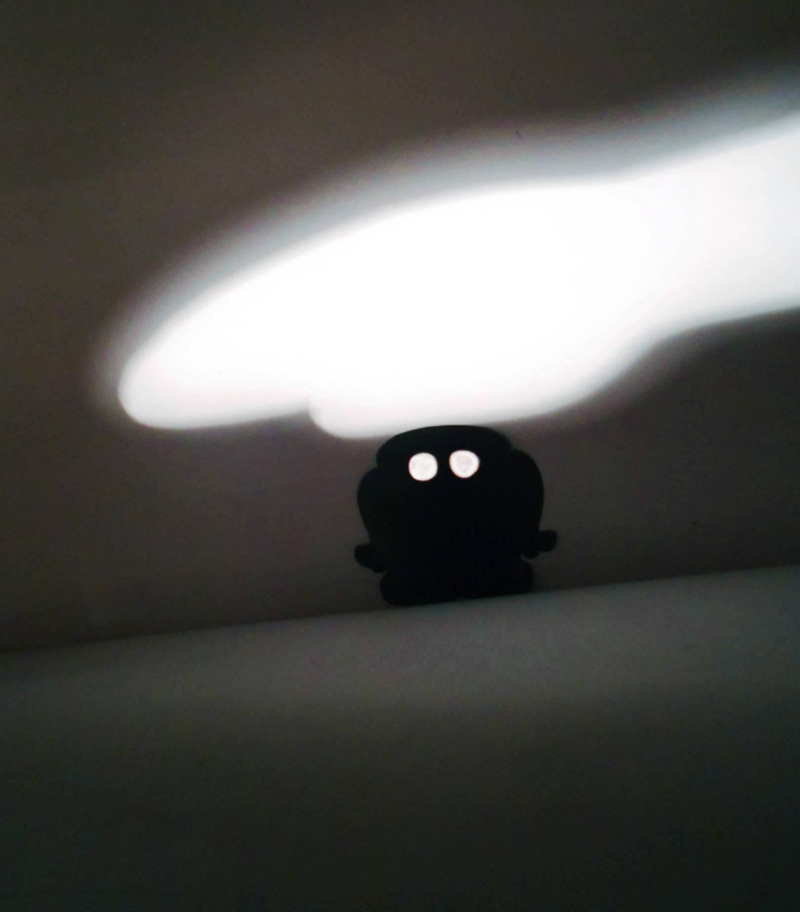 Игра света с тенью (Play of light with shadow)