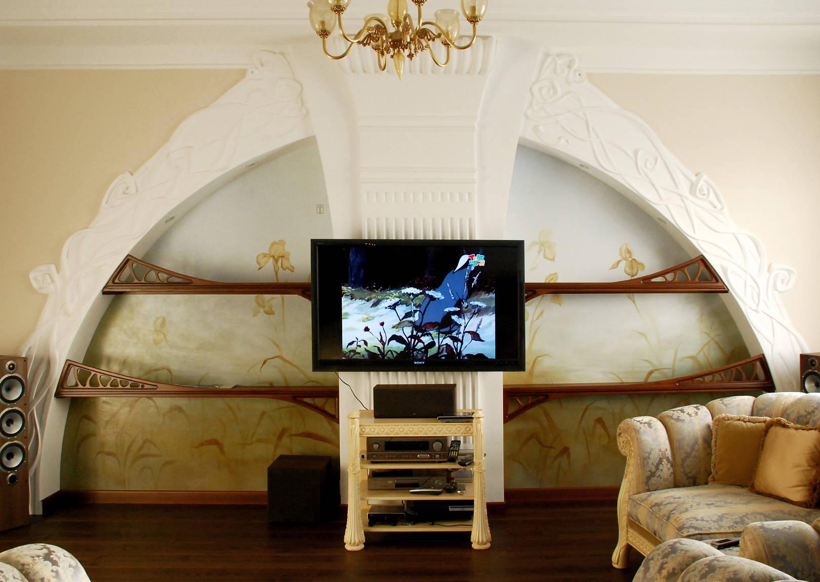 гостиная (TV)