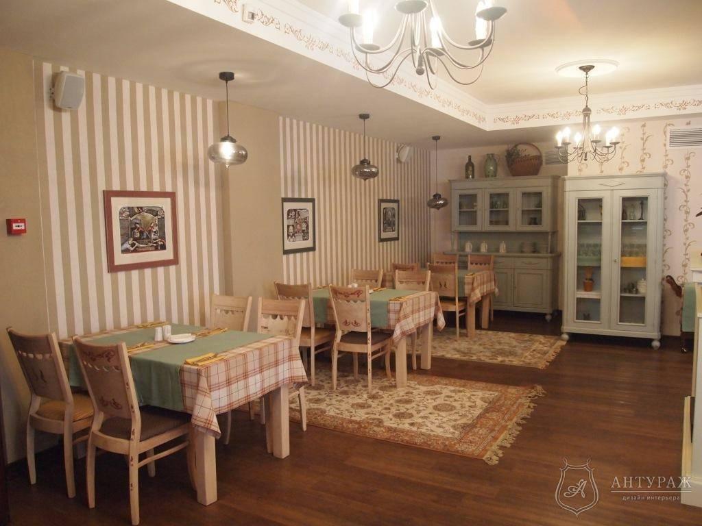 """Ресторан """"Губерния"""" в гостинице """"Губернская"""""""