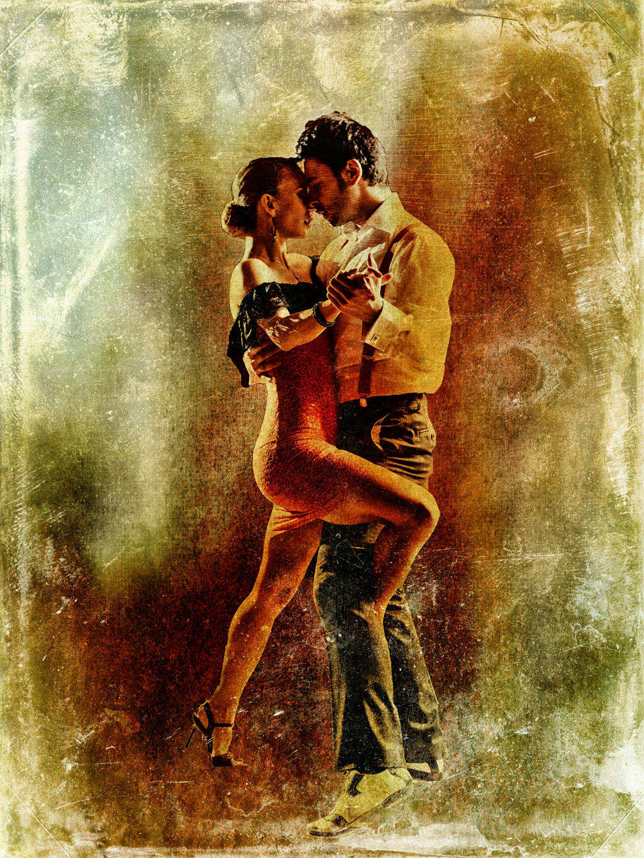 Последнее танго...