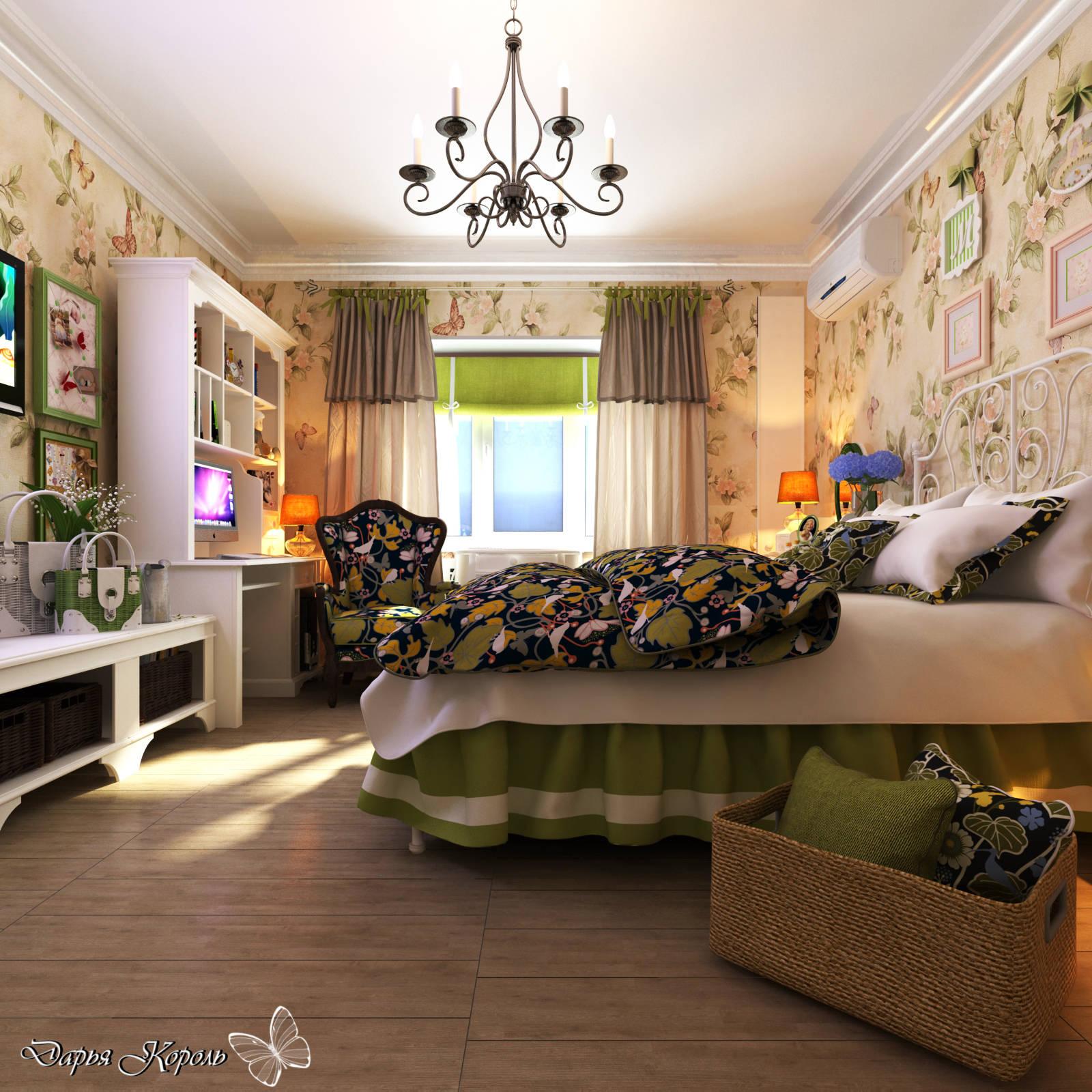 Детская комната для леди