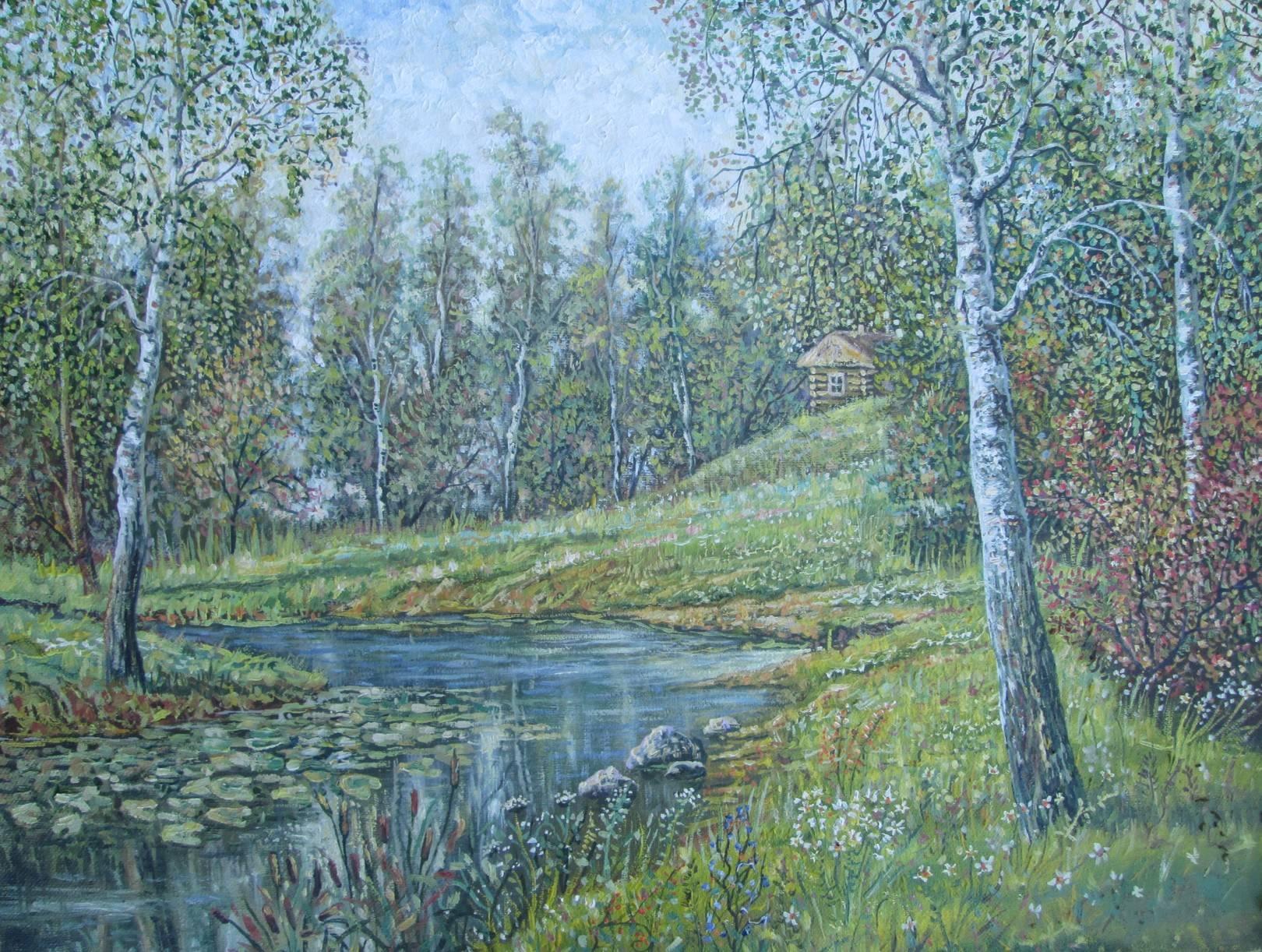 Осенние нотки. Пейзаж.