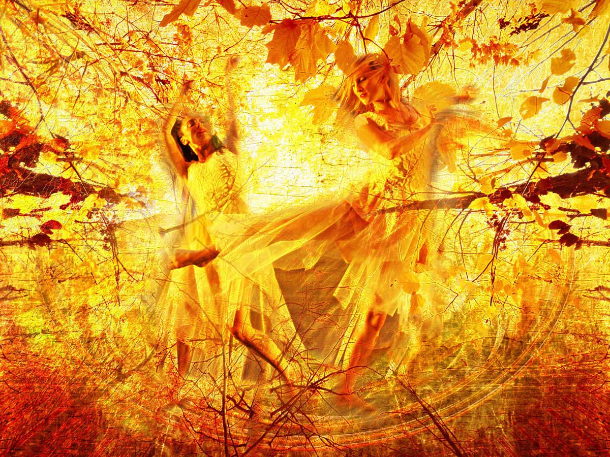 Мелодии золотой осени