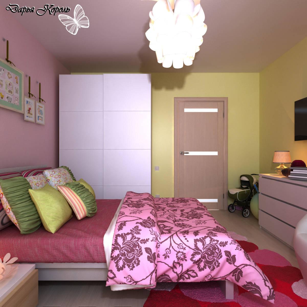 Детская комната в формате ИКЕА
