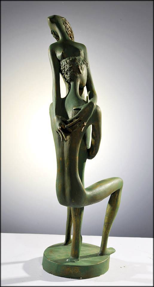 .Only you 1999goda bronze 60x24x17sm $ 7,500