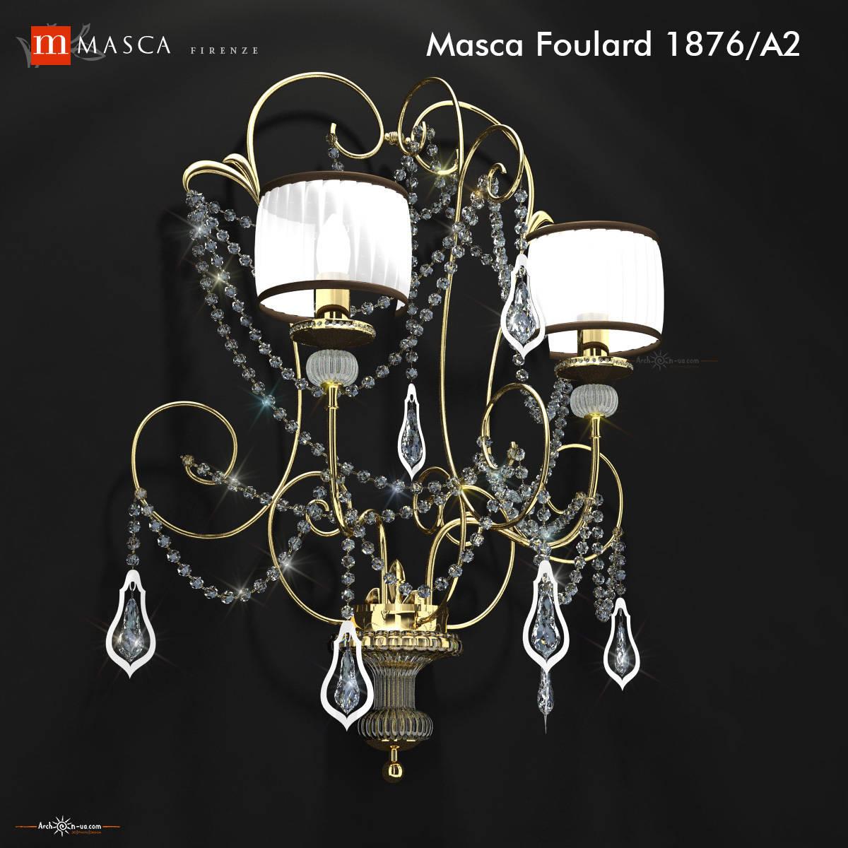 3d model of Masca-Foulard a2