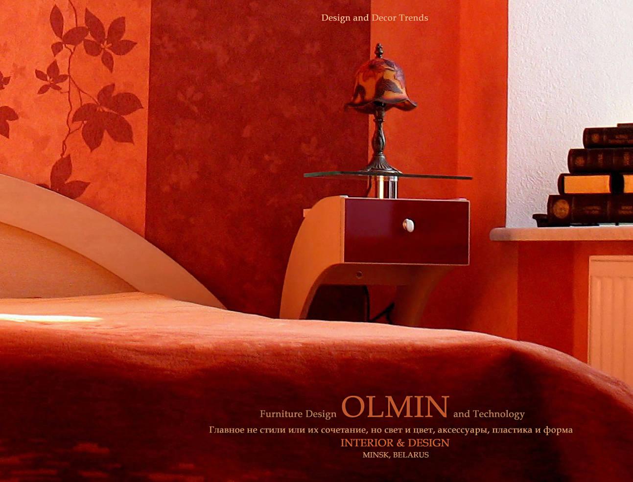 Будуар и спальня в одном флаконе
