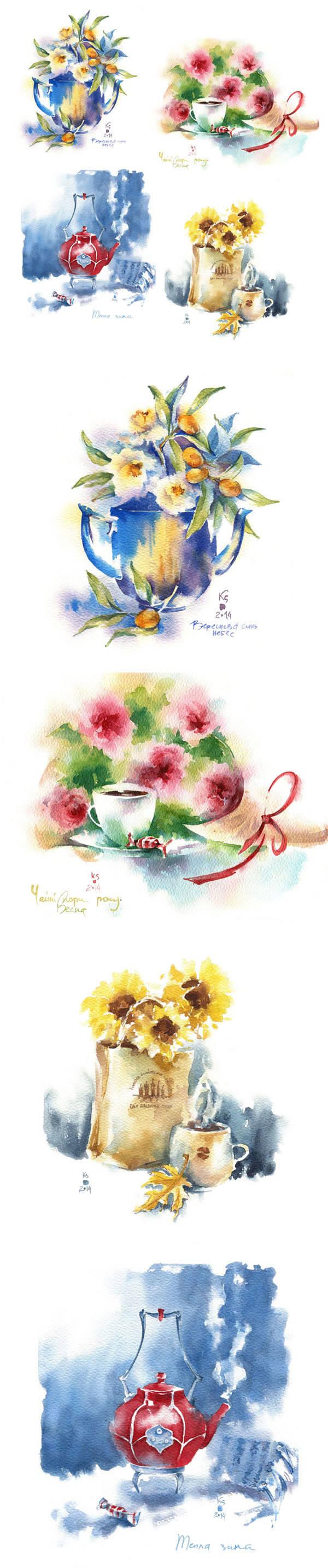 Tea seasons