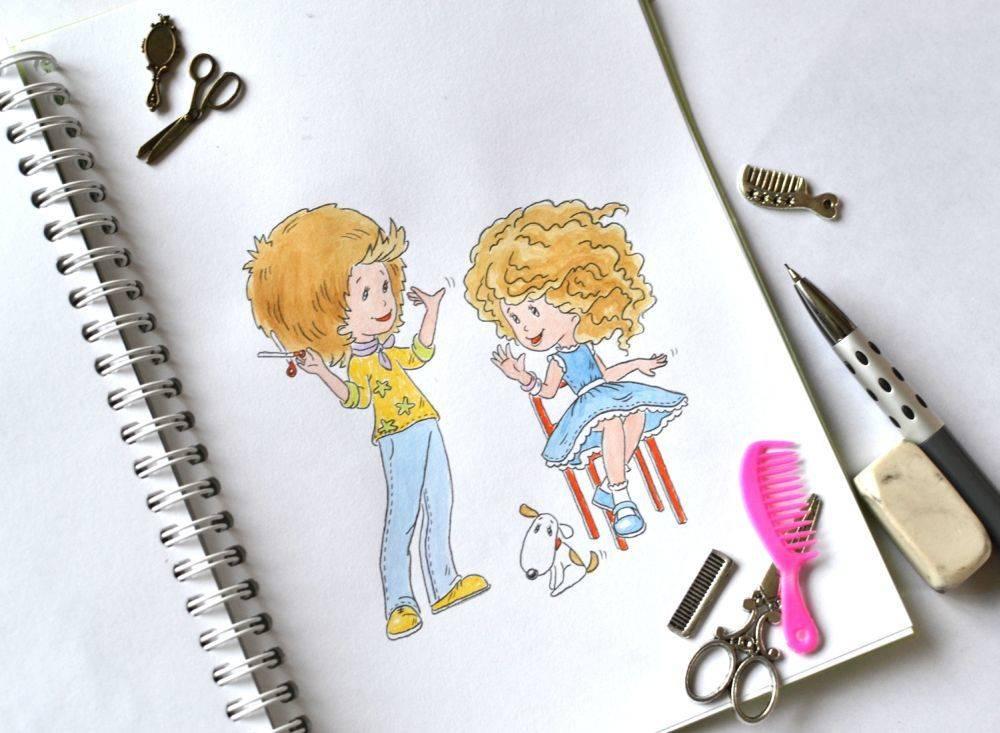 Hairstyle (прическа)