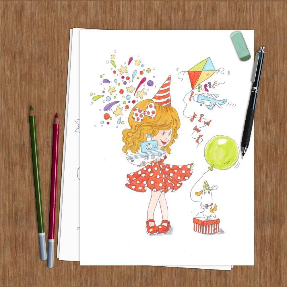 Happy birthday (с днем рождения!)