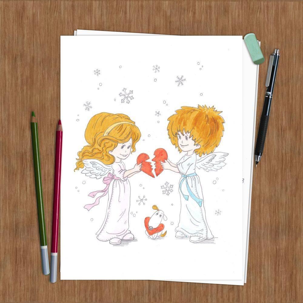 Happy Valentine's day (с днем св. Валентина)
