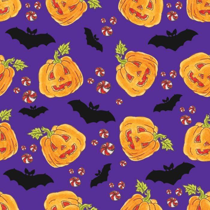 принт Halloween (Хэллоуин)