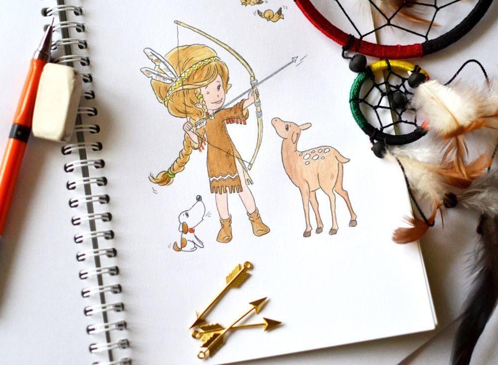 Pocahontas (Покахонтас)