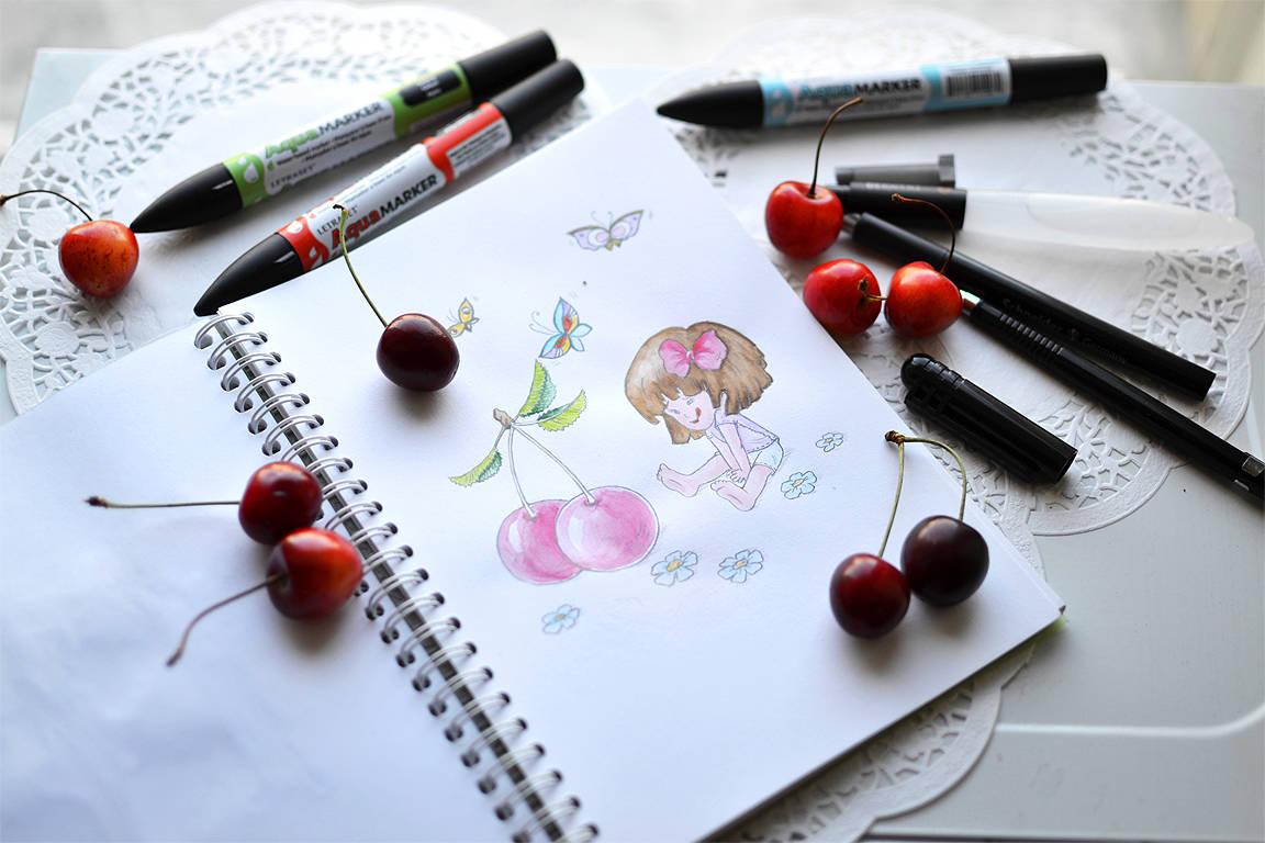 Sweet cherry (черешня)