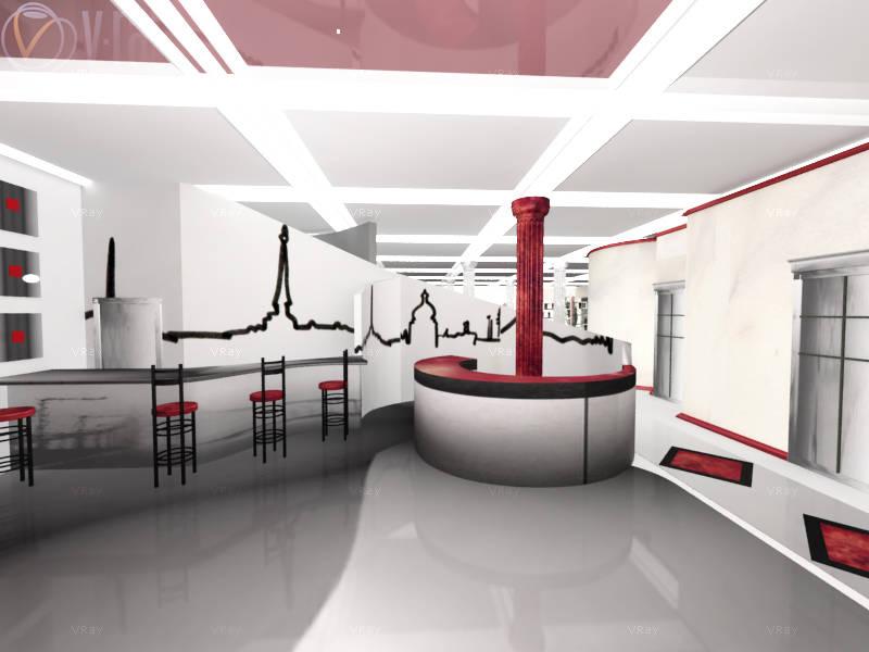 office interior design architectural bureau marina vatikam. Black Bedroom Furniture Sets. Home Design Ideas