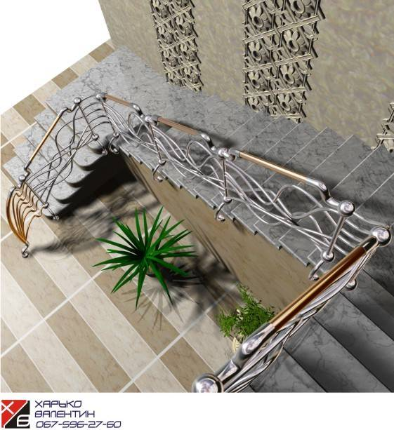 проектирование лестниц