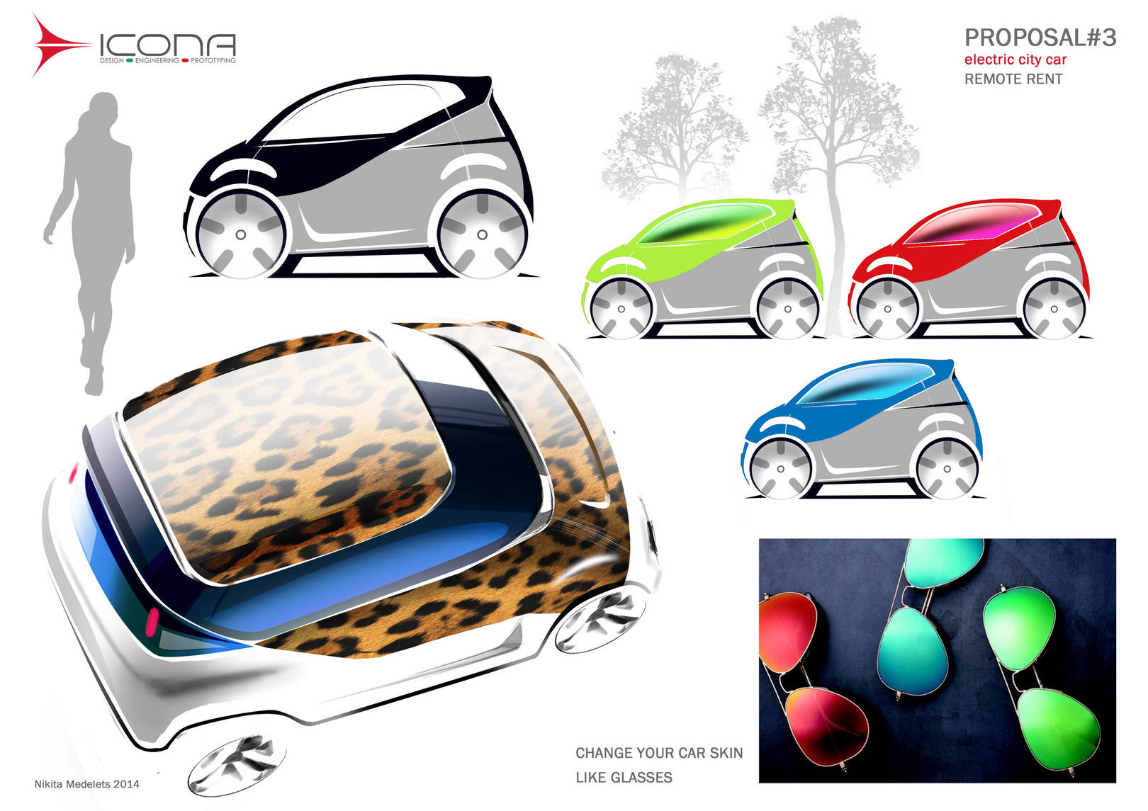 ICONA city car