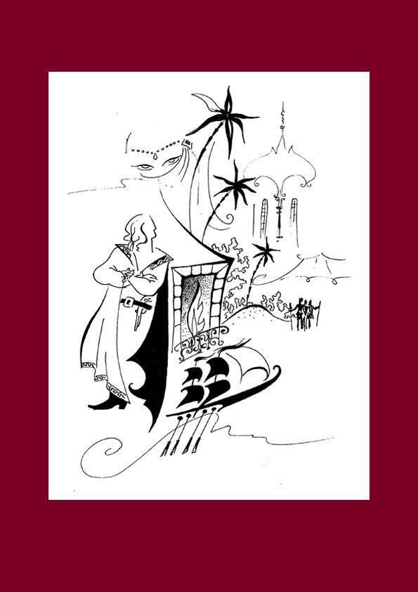 Иллюстрации к поэзии серебряного века