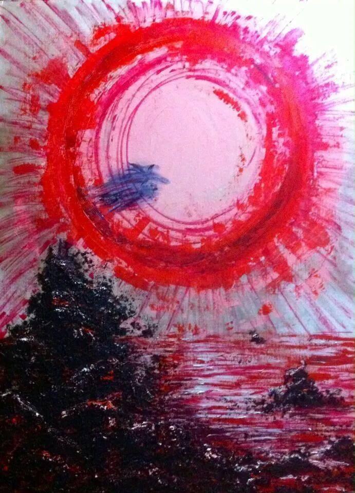 закат очарованных душ (Sunset of the Charmed Souls)