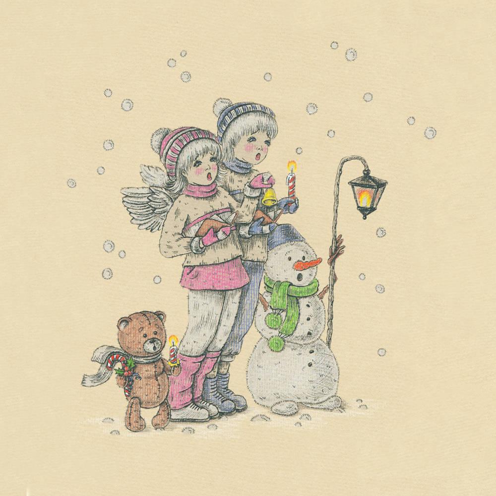 Christmas song (рождественская песня)