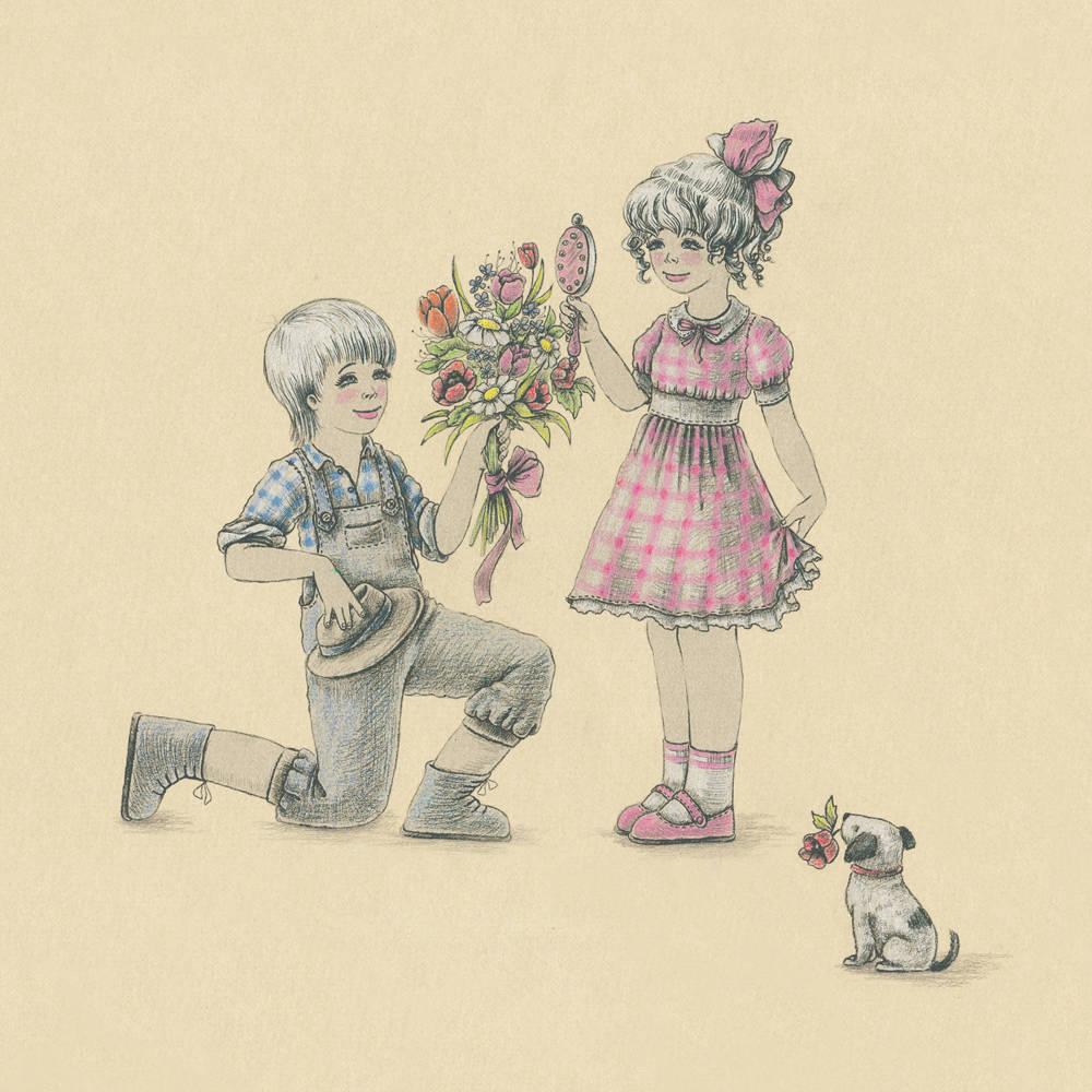 A bouquet for a lovely (букет для милой)