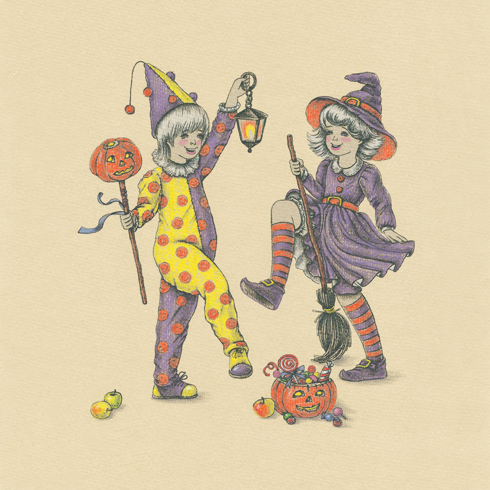 Happy Halloween (счастливого хэллоуина)